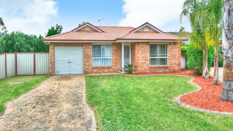 14 Beethoven Place, Cranebrook, NSW 2749
