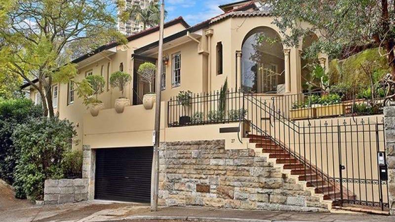 27 Greenoaks Avenue, Darling Point, NSW 2027