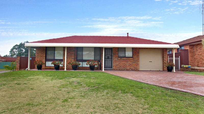 21 Beethoven Place, Cranebrook, NSW 2749