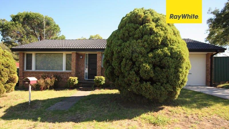 25 Bangalla Avenue, Bradbury, NSW 2560