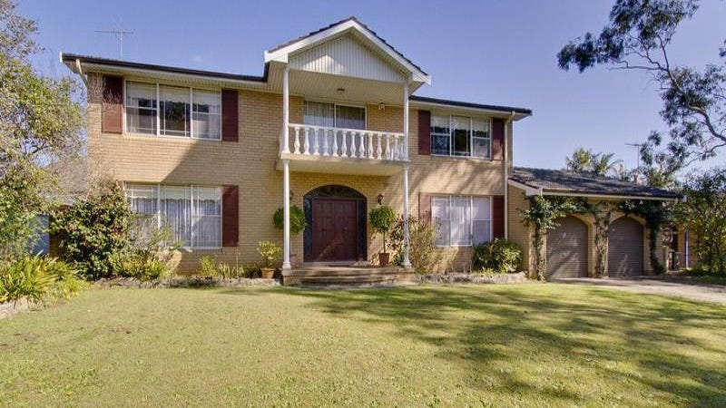 38 Lockhart Avenue, Castle Hill, NSW 2154