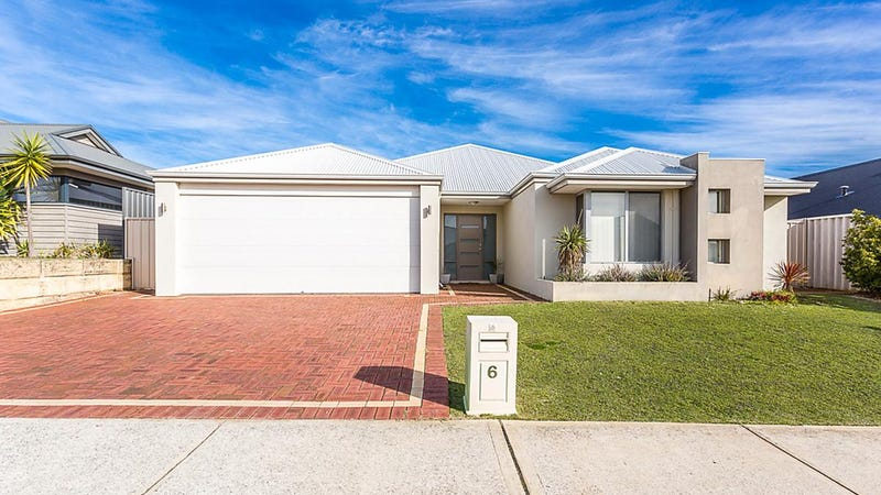 6 Nottely Cres, Secret Harbour, WA 6173