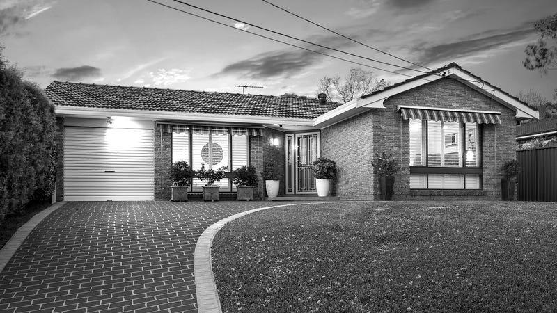 4 Willis Place, Winston Hills, NSW 2153