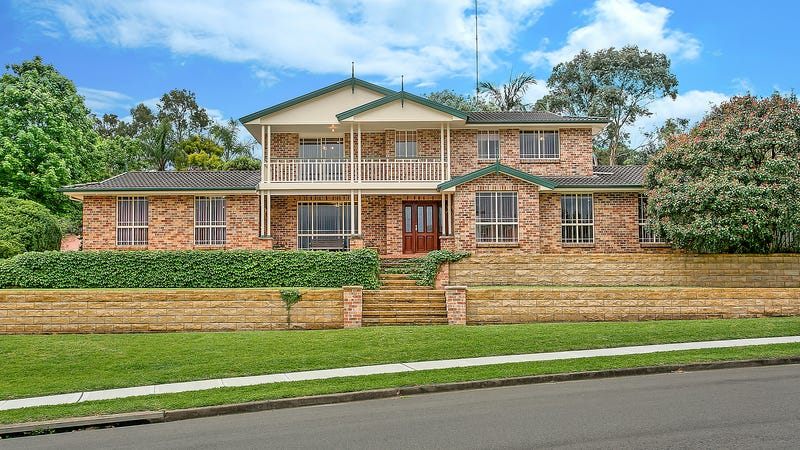 1 Nola Place, Baulkham Hills, NSW 2153