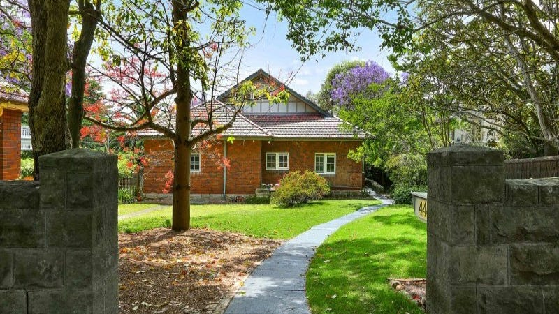 Discover hunters hill