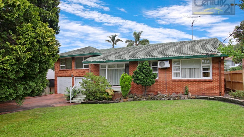 4 Anthony Road, Castle Hill, NSW 2154
