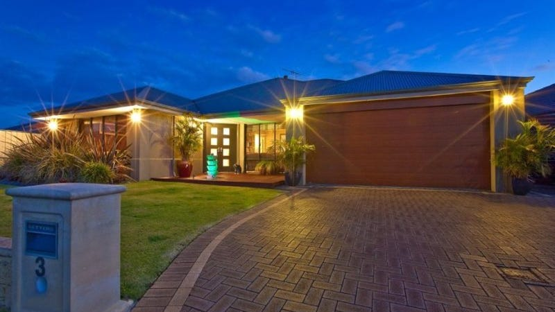 3 Montgomery Drive, Success, WA 6164