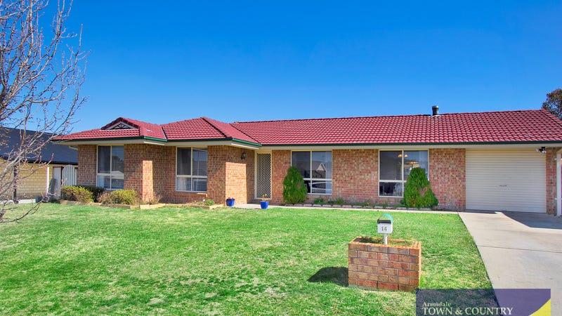 14 Aldred Avenue, Armidale, NSW 2350