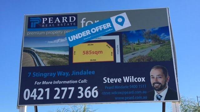 7 Stingray Way, Jindalee, WA 6036