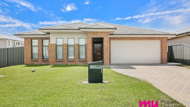 1 Kavanagh Street, Gregory Hills, NSW 2557