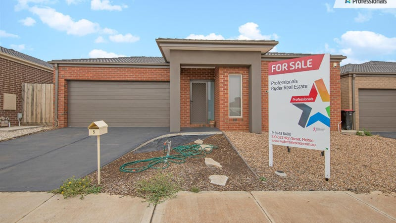 5 Medina Court, Melton West, Vic 3337