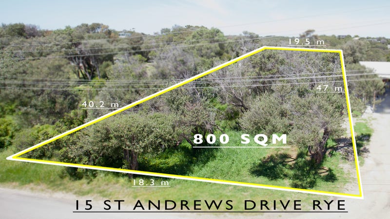 15 St Andrews Drive, Rye, Vic 3941
