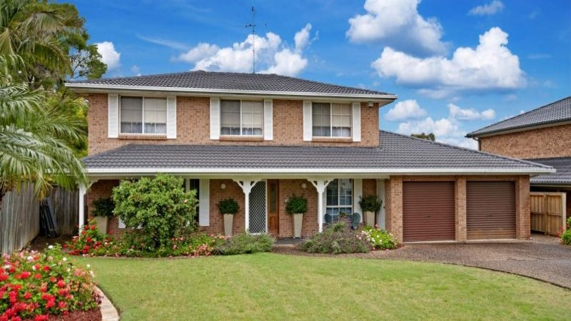 10 Broadsword Place, Castle Hill, NSW 2154
