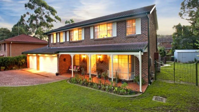 24 Amberwood Way, Castle Hill, NSW 2154