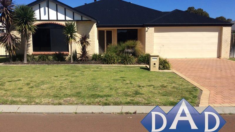 74 Burleigh Drive, Australind, WA 6233