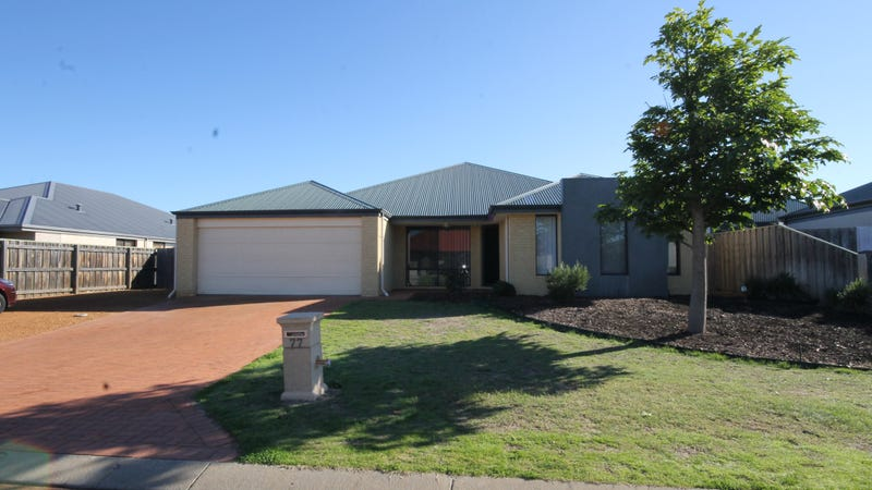 77 Glenfield Drive, Australind, WA 6233