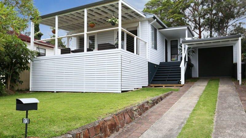 13 Elizabeth Street, Floraville, NSW 2280