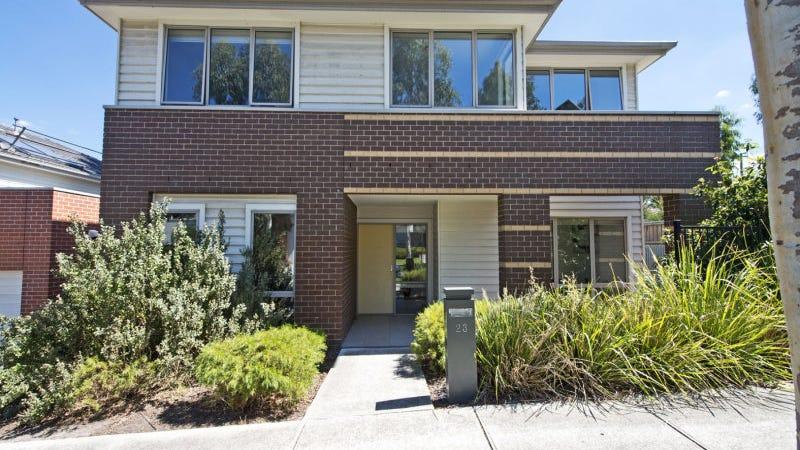 23 Sauvage Street, Parkville, Vic 3052