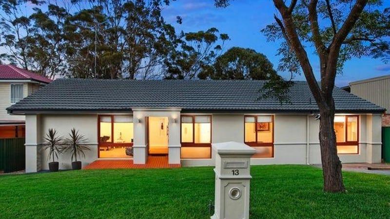 13 Bangalla Avenue, Bradbury, NSW 2560