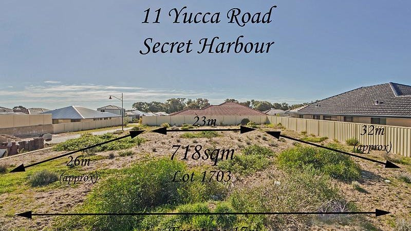 11 Yucca Road, Secret Harbour, WA 6173