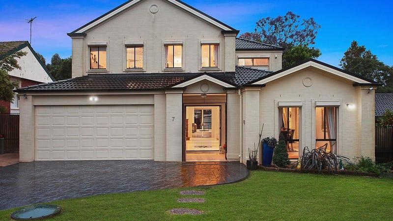 7 Bunyana Avenue, Wahroonga, NSW 2076