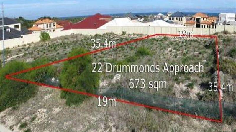 22 Drummonds Approach, Secret Harbour, WA 6173
