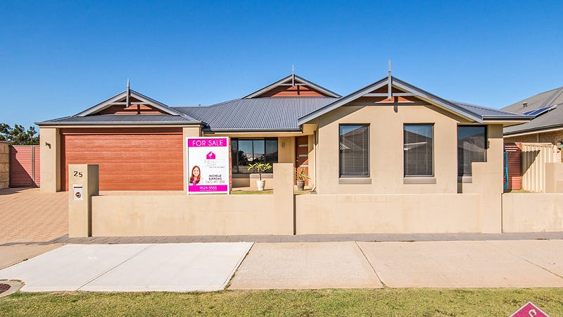 25 Frenchmans Cres, Secret Harbour, WA 6173