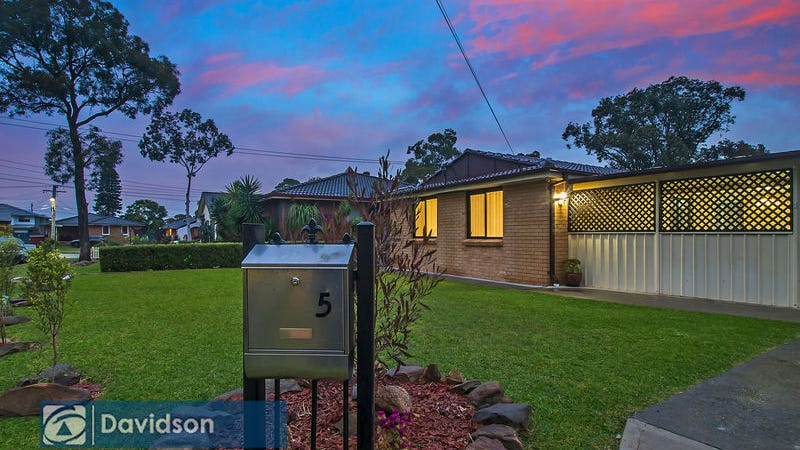 5 Conjola Place, Hammondville, NSW 2170