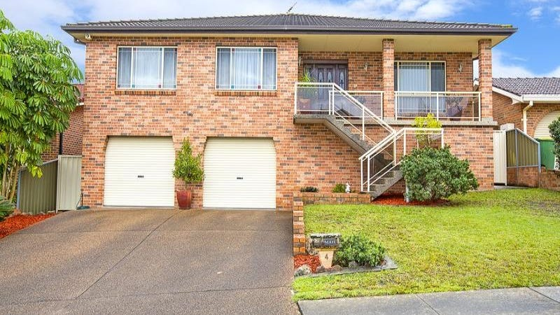 4 Reynella Close, Edensor Park, NSW 2176