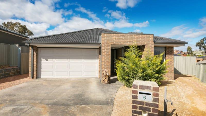 6 Trickett Court, Kangaroo Flat, Vic 3555