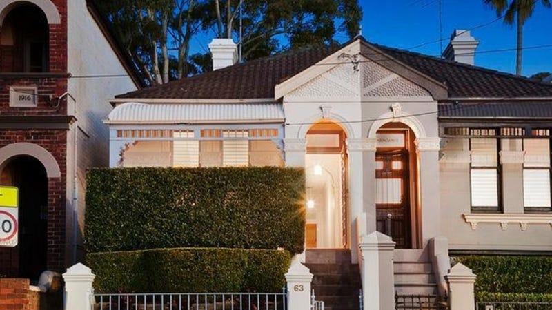 63 Birchgrove Road, Balmain, NSW 2041