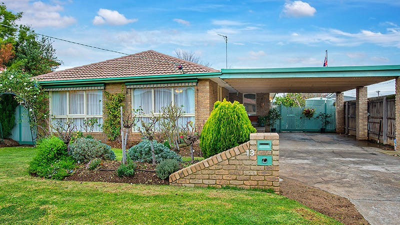 13 Bolger Cres, Hoppers Crossing, Vic 3029