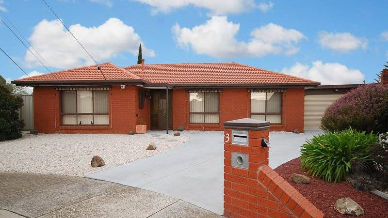 3 Corby Court, Deer Park, Vic 3023