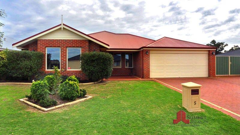 5 Heatherglen Road, Australind, WA 6233