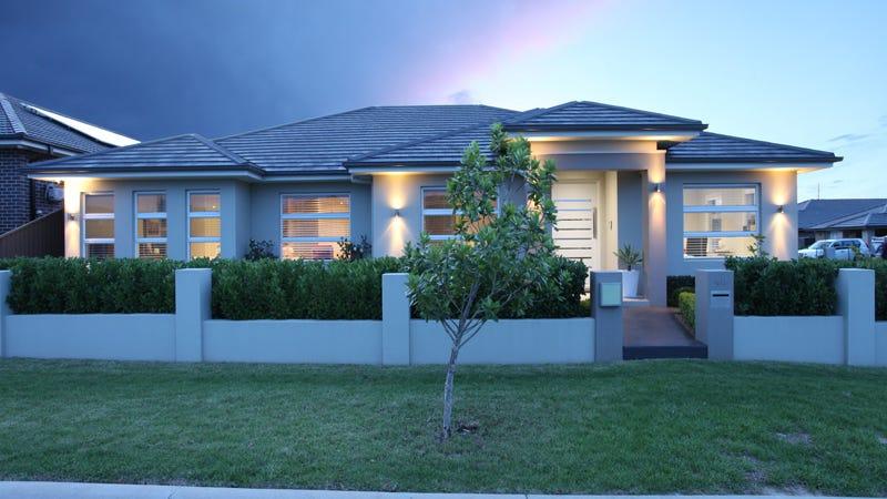 48 Mckenzie Boulevard, Gregory Hills, NSW 2557