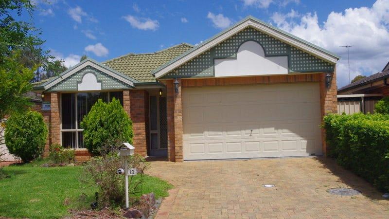 13 Jimbour Court, Wattle Grove, NSW 2173