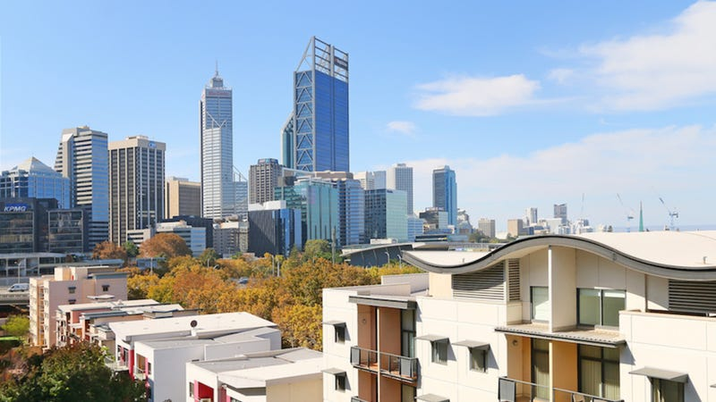 61/128 Mounts Bay Road, Perth, WA 6000