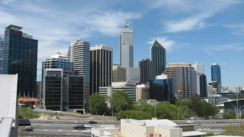 FL 4 33/118 Mounts Bay Road, Perth, WA 6000