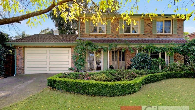 19 Lockhart Avenue, Castle Hill, NSW 2154