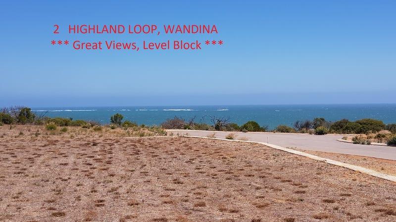 2 Highland Loop, Wandina, WA 6530