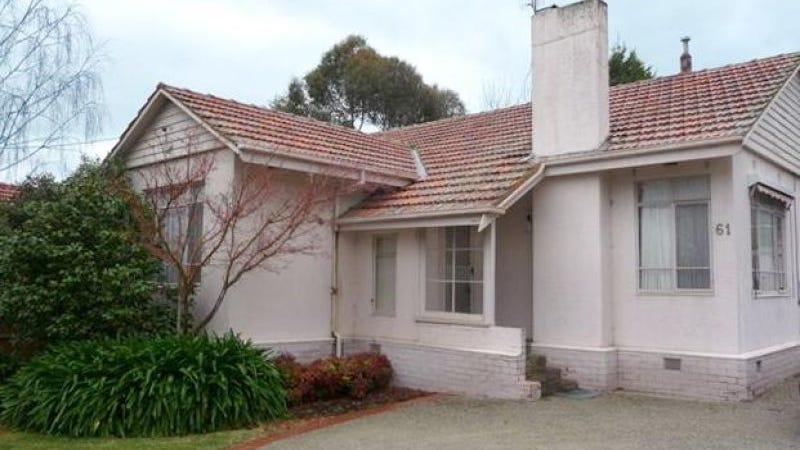 61 Elgar Road, Burwood, Vic 3125