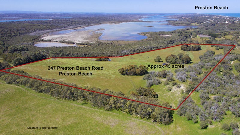 247 Preston Beach Road N, Preston Beach, WA 6215