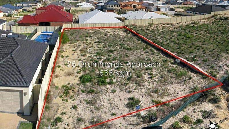 26 Drummonds Approach, Secret Harbour, WA 6173
