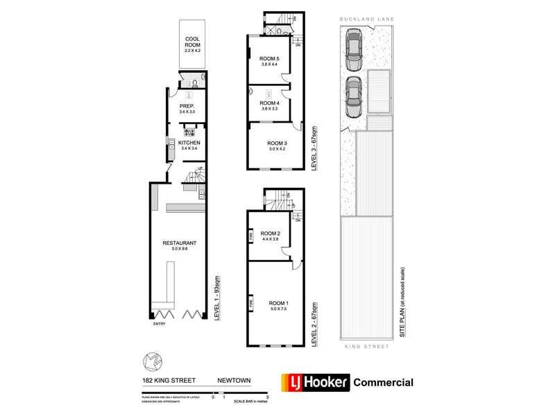 182 King Street Newtown NSW 2042 - Floor Plan 1
