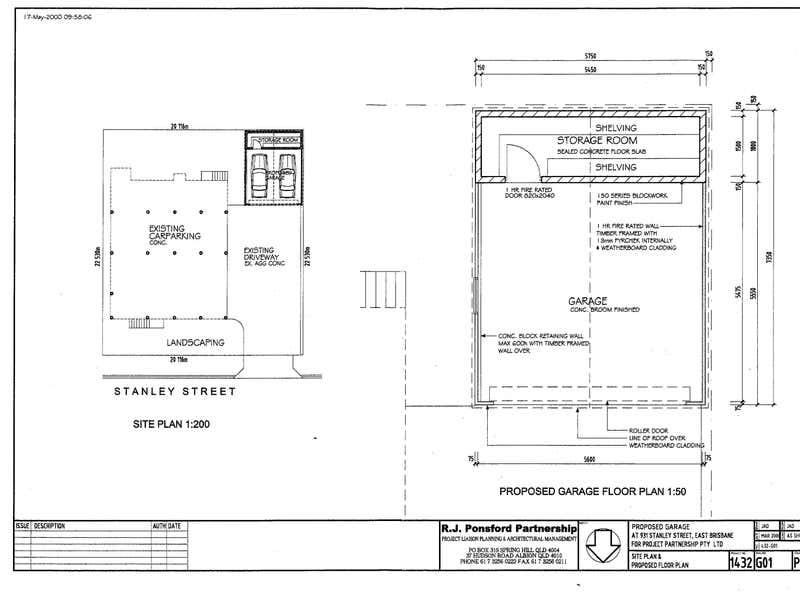 931 Stanley Street East Brisbane QLD 4169 - Floor Plan 2