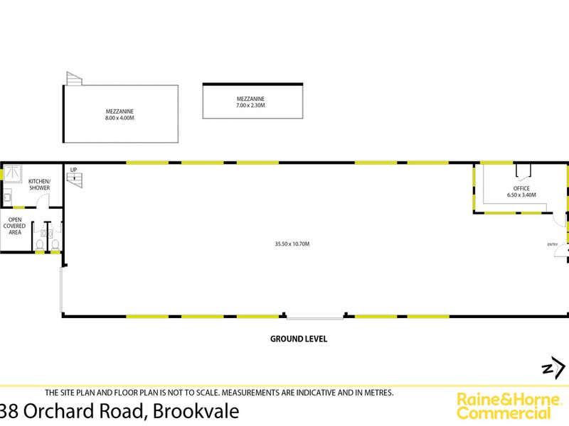 38 Orchard Road Brookvale NSW 2100 - Floor Plan 1