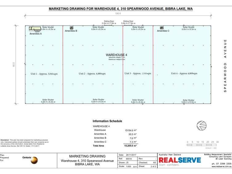 4/310 Spearwood Avenue Bibra Lake WA 6163 - Floor Plan 2