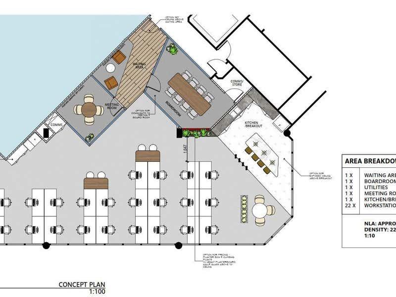 60 Marcus Clarke Street City ACT 2601 - Floor Plan 1