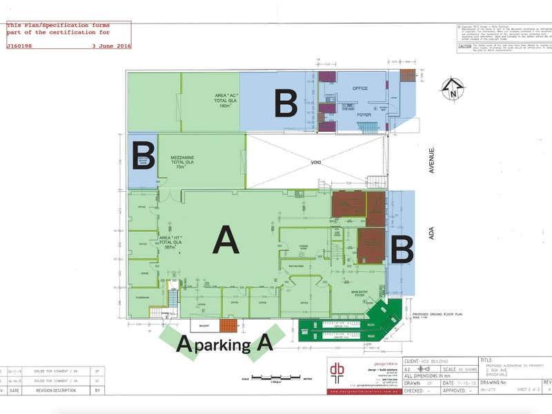 2 Ada Avenue Brookvale NSW 2100 - Floor Plan 2