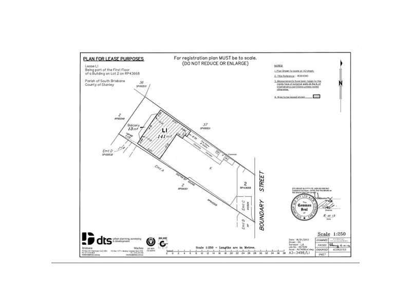 37 Boundary Street South Brisbane QLD 4101 - Floor Plan 2